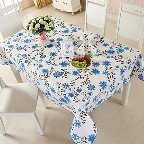 Uforme Classic Floral Tablecloth Rectangle 42