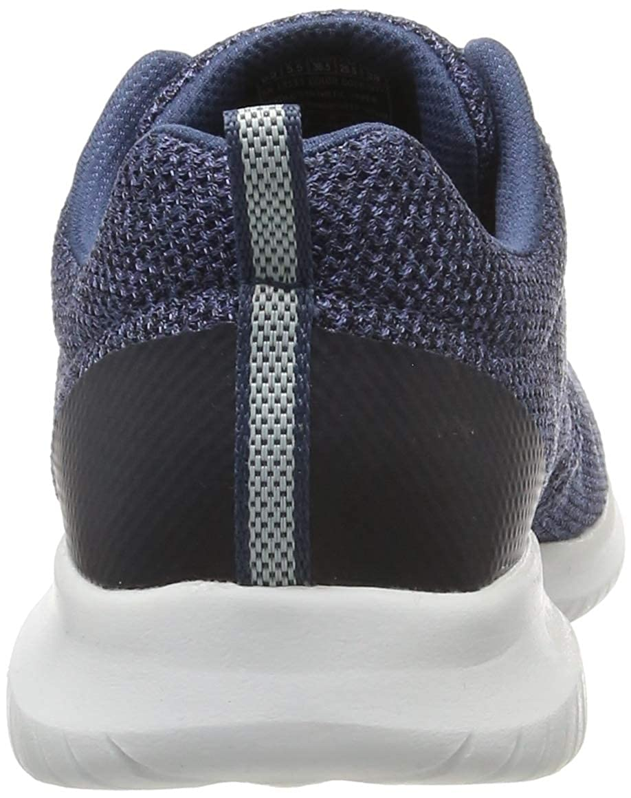 Skechers Damen Ultra Flex Sneaker, Rose Blau (Navy Nvy)