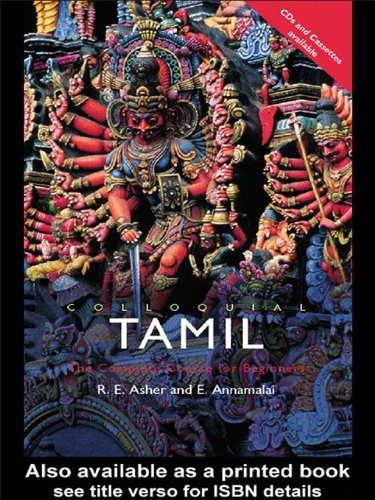 Download Colloquial Tamil (eBook And MP3 Pack): The Complete Course for Beginners (Colloquial Series) Pdf