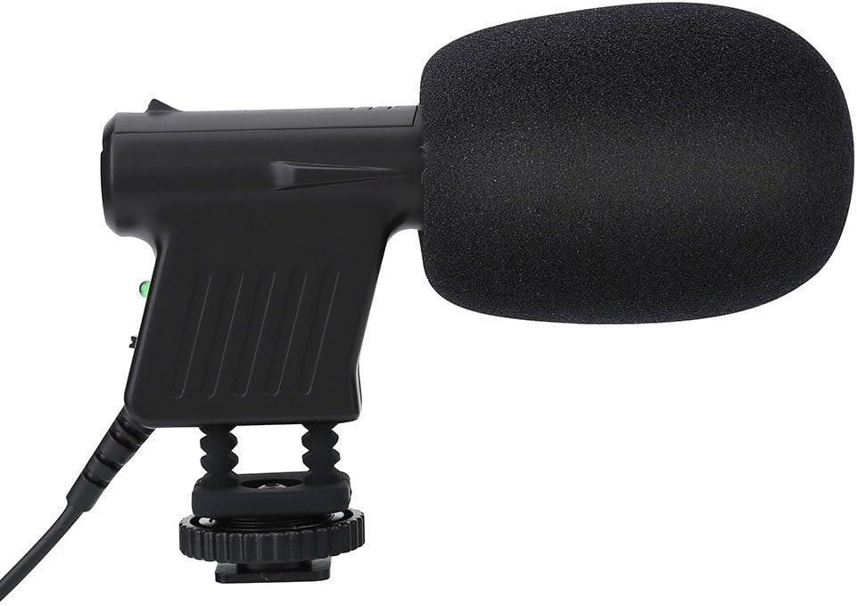 Condenser Microphone BY-VM01 Super-Cardioid Condenser Microphone ...
