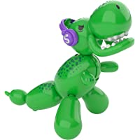 Squeakee The Balloon Dino   Interactive Dinosaur Pet Toy That Stomps, Roars and Dances. Over 70+ Sounds & Reactions…