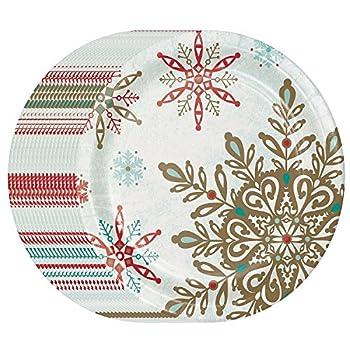 "Artstyle Bauble Beauty Paper Plates, 10.25"" (80 ct.)"