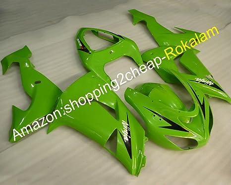 Amazon.com: ZX-10R 06 07 Motorbike Bodywork Parts Set For ...