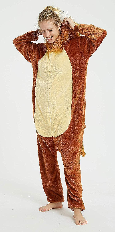 Onesie Pajamas Adult Onepiece Christmas Costume Halloween Animal Unisex Cosplay Mouse