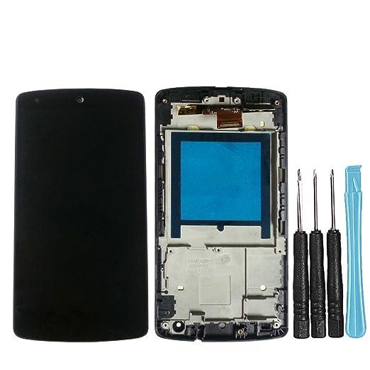 67 opinioni per LL TRADER Nuovo Display Per LG Google Nexus 5 D820/D821 Nero Schermo LCD Touch