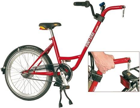 Remolque add + bike by Roland color rojo, sin cambio de marchas ...