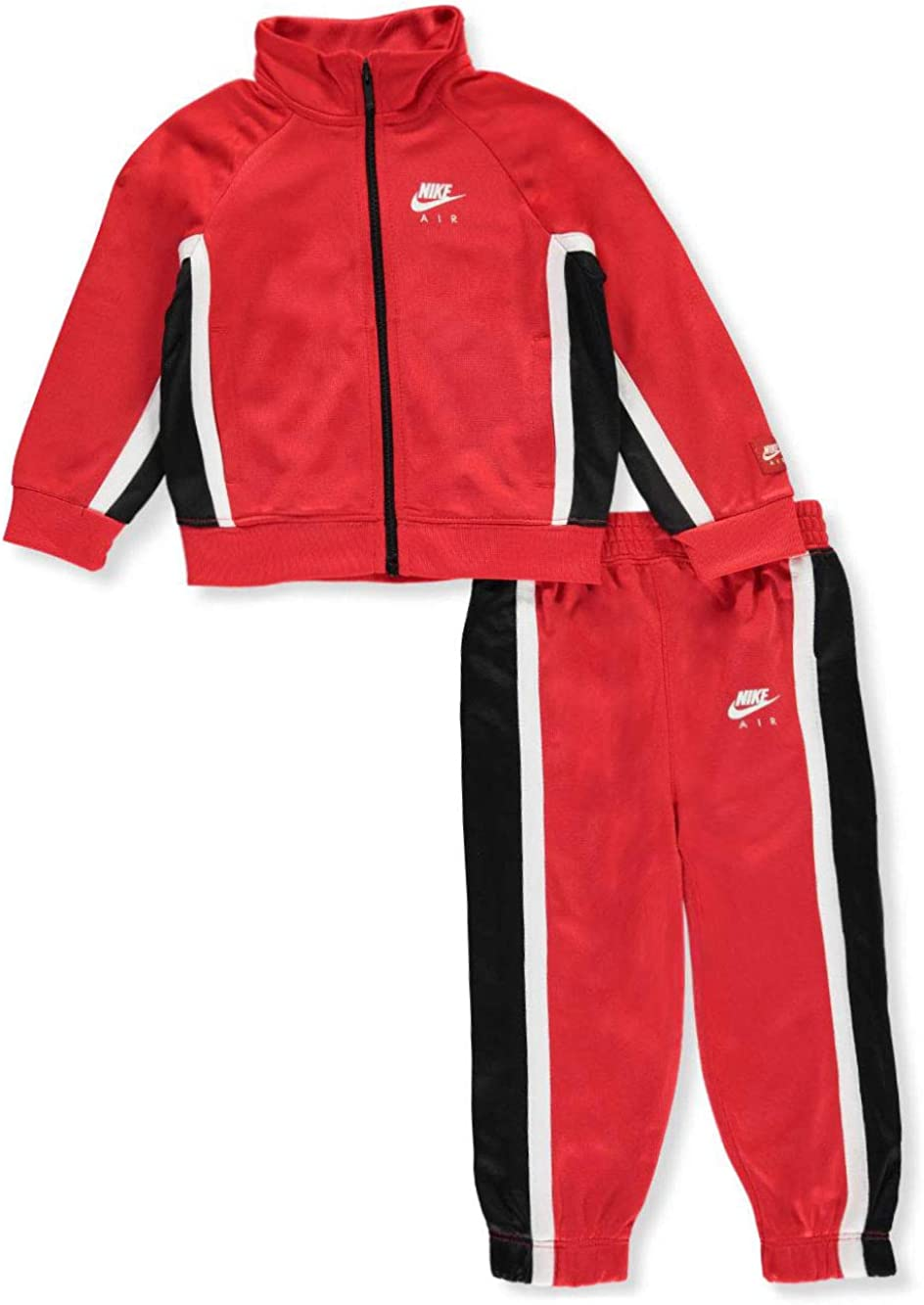 Nike Baby Boys 2-Piece Tracksuit Pants Set - red, 12 Months ...