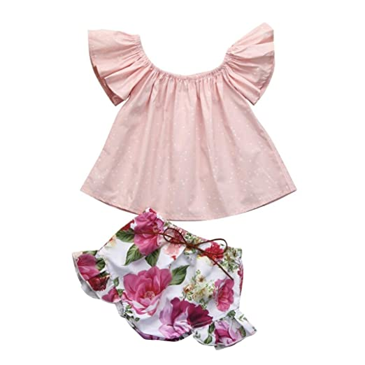22098093d664 Amazon.com  Memela Baby Girls Clothes