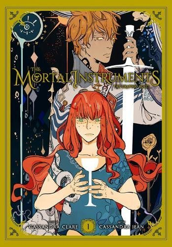 - The Mortal Instruments: The Graphic Novel, Vol. 1