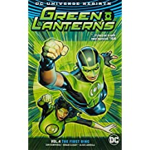 Green Lanterns Vol. 4: The First Rings (Rebirth)