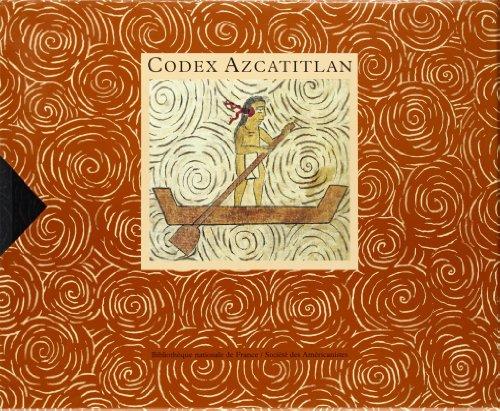 Codex Azcatitlan. Facsimile Edition (Spanish and French Edition)
