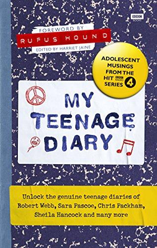 My Teenage Diary: Adolescent Musings from the Hit BBC Radio 4 Series por Harriet Jaine