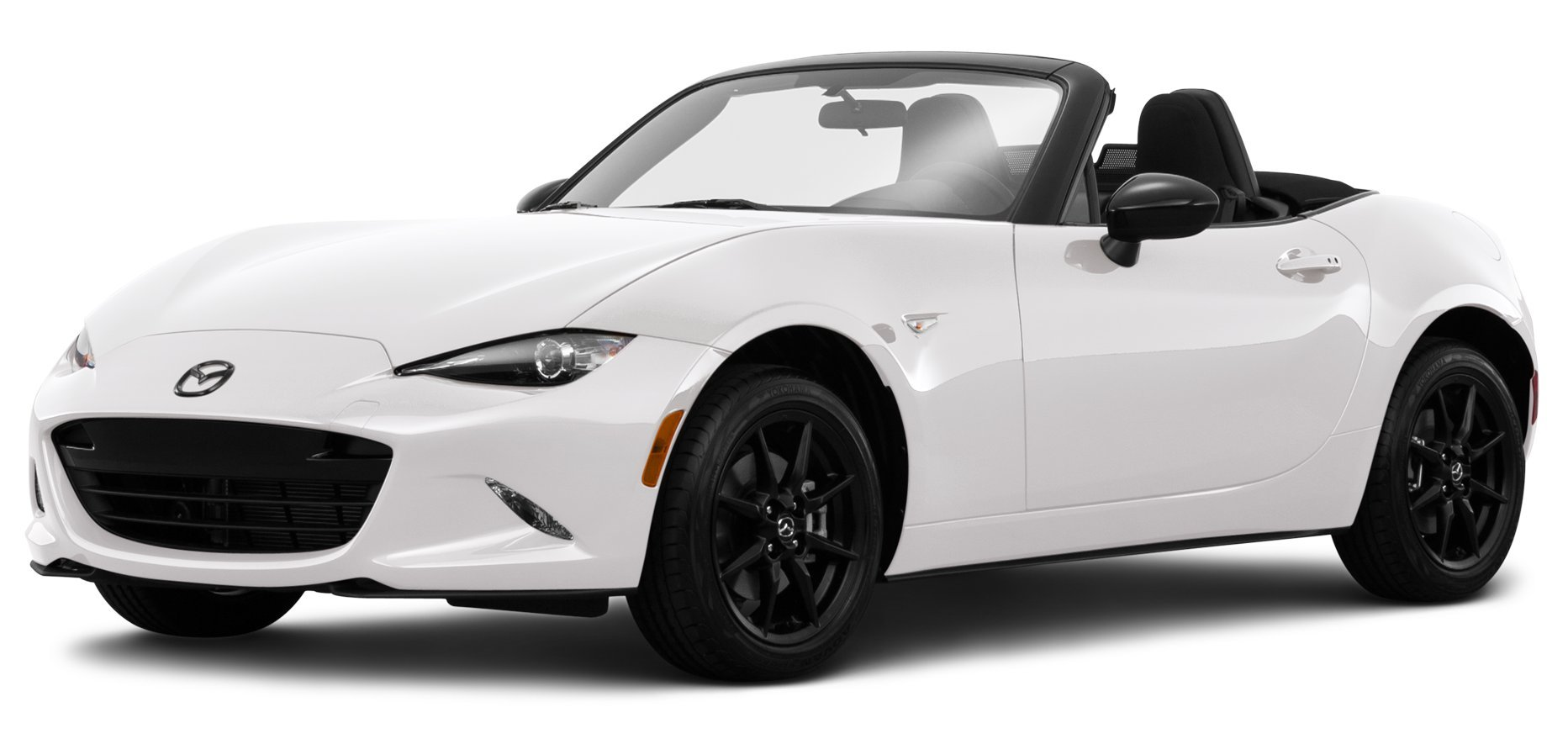 Charmant 2016 Mazda MX 5 Miata Club, 2 Door Convertible Automatic Transmission ...