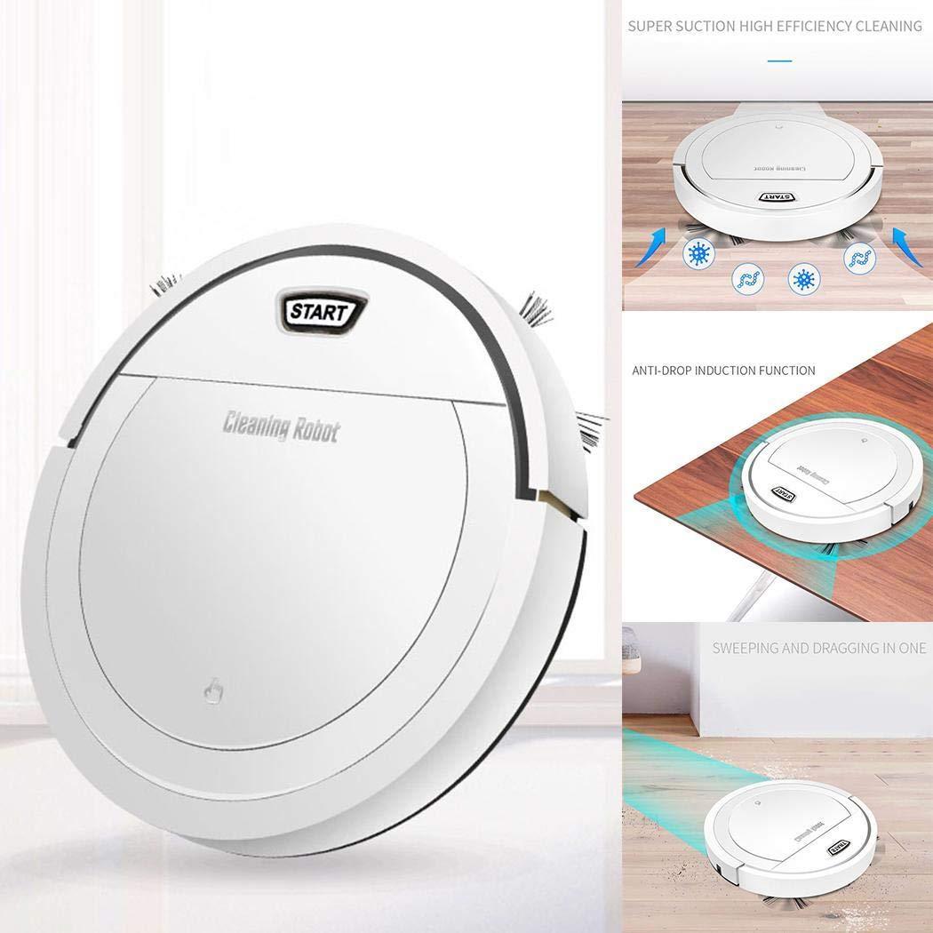 IS300 3 in 1 Smart Charging Vacuum Cleaner Sweeping Machine