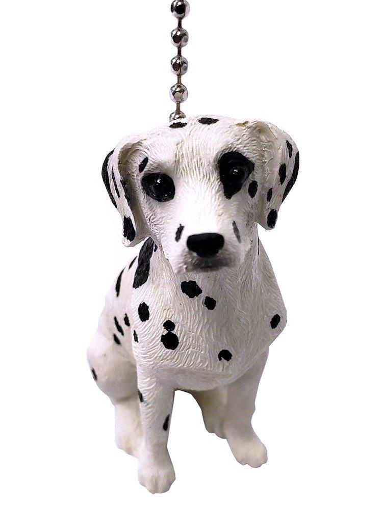 WeeZ Industries Dalmatian Dog Ceiling Fan Pull