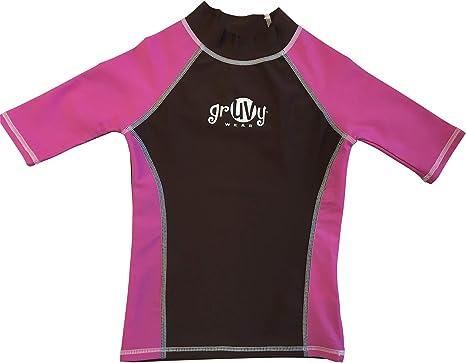 Sun Protective Swimsuit Bottoms UPF 50 Boardshorts grUVywear Girls Swim Shorts