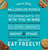 Enjoy Life Crunchy Cookies, Soy free, Nut