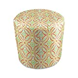 Stratford Home Indoor / Outdoor Ottoman Pouf, Blissfulness