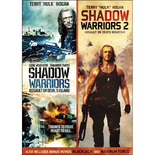 Shadow Warriors Movie Trailer, Reviews And More