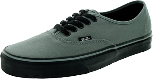 Amazon.com | Vans Unisex Authentic (Black Sole) Sedona Sage ...