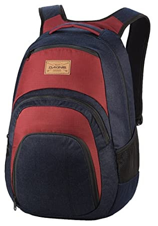 Amazon.com: Dakine Campus Laptop Backpack,33-Liter,Denim Red ...