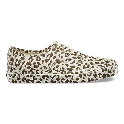 vans leopard print mens