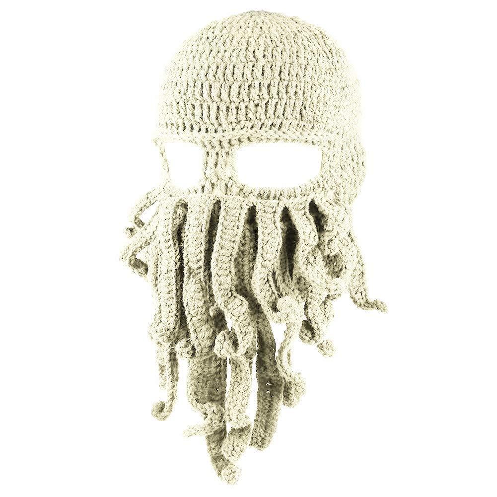 5ef772baa46 Amazon.com  Zuozee Octopus Beanie Hat