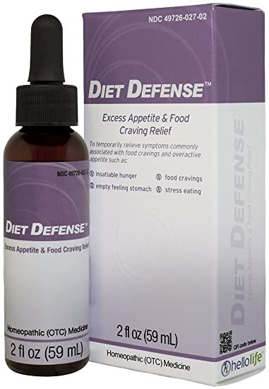 Magnus Diet Defense Homeopathic relief from overactive appetite