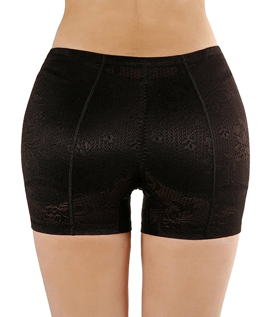 Sodacoda Braguitas Moldeadoras Foam Padded Hip and Butt Bum Enhancer Pants Boyshort with Removeable Pads: Amazon.es: Ropa y accesorios