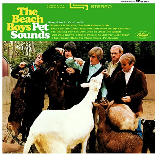 The Beach Boys - Pet Sounds [stereo Lp] - Zortam Music