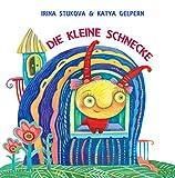 Eine Gute-Nacht-Geschichte für Kinder: Die kleine Schnecke - German Edition: (Kinderbuch, Bilderbuch, Buch für Vorschulkinder, Babybuch, Buch für Kleinkinder, Alter 2-6 Jahre)