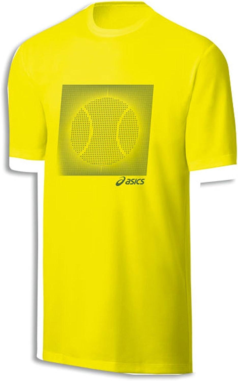 ASICS Camiseta de Tenis para Hombre