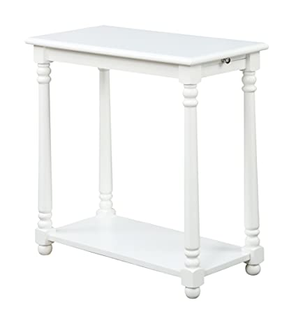Amazoncom Convenience Concepts French Country Regent End Table - Convenience concepts french country coffee table