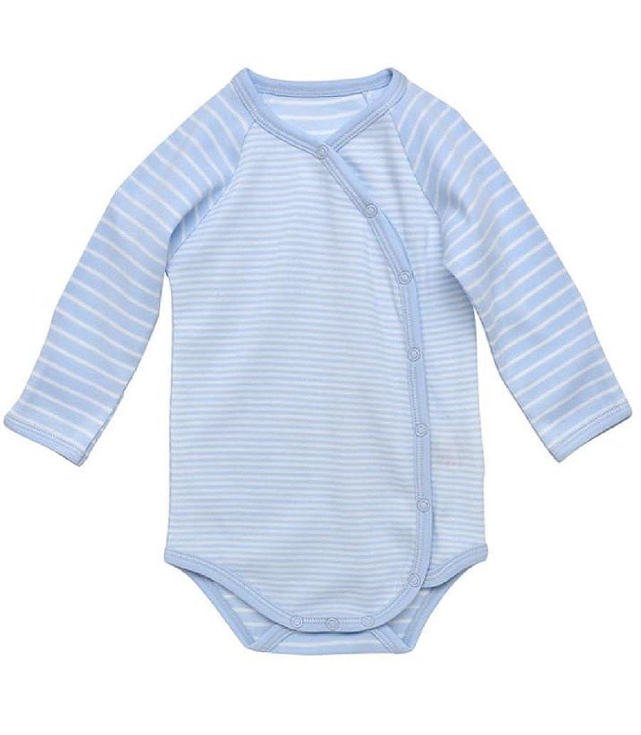 2019人気新作 Under the Nile SHIRT ユニセックスベビー B0748427CS Stripe SHIRT Pale Blue Blue Stripe S S|Pale Blue Stripe, 海上町:7506eb48 --- svecha37.ru