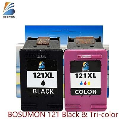 bosumon remanufacturados cartucho de tinta para HP 121 x l negro ...