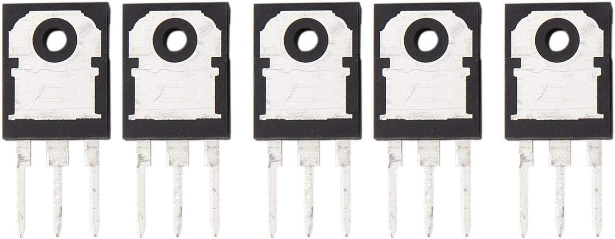 Ctzrzyt 5Pcs 5X IRFP460 20A 500V Power MOSFET N-Channel Transistor