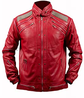 TLC Fashion MJ Beat It - Chaqueta Cordura de Michael Jackson ...
