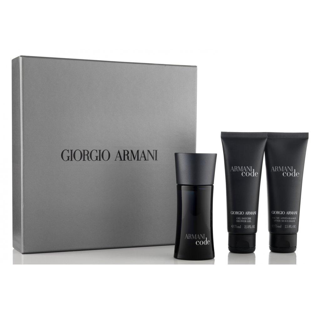 Amazon.com   Giorgio Armani Code Eau De Toilette Spray Gift Set for Men    Fragrance Sets   Beauty 24808720914a