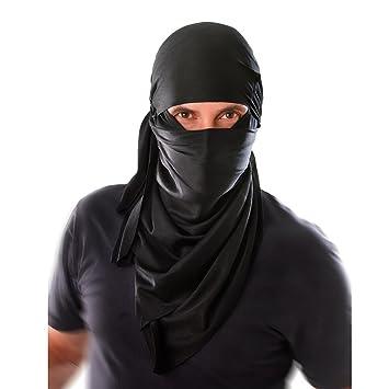 Ninja Hood (disfraz): Bristol Novelty: Amazon.es: Juguetes y ...