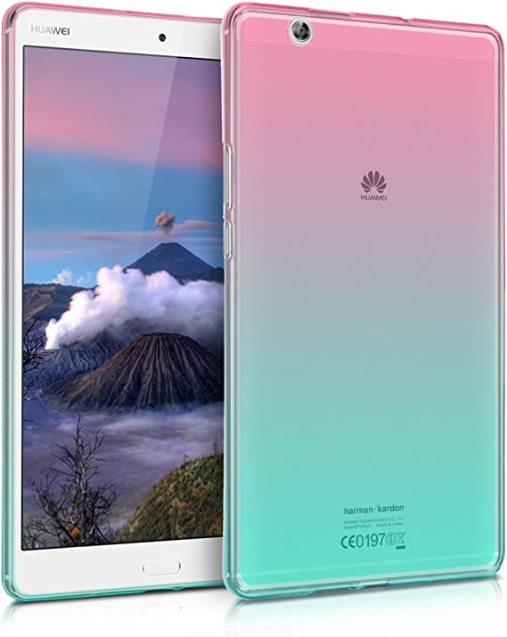 Kwmobile Hülle Kompatibel Mit Huawei Mediapad M3 8 4 Computer Zubehör