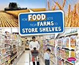 img - for How Food Gets from Farms to Store Shelves (Here to There) book / textbook / text book