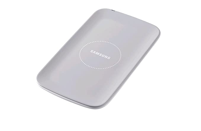 buy online 9af80 29a10 Amazon.com: Samsung Galaxy S4 Qi Compatible Wireless Charging Pad w ...
