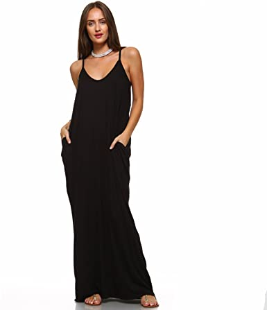 Maxi Pocket Dress