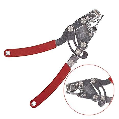 ToneStyle-U Bicicleta Ciclismo Agarre ergonómico Acero al Carbono Engranaje de Freno Cable Interno Extractor