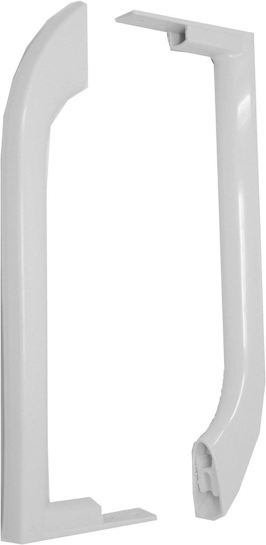 Appliance Pros Frigidaire Door Handle Replacement Part For 5304486359, (2 Pieces)