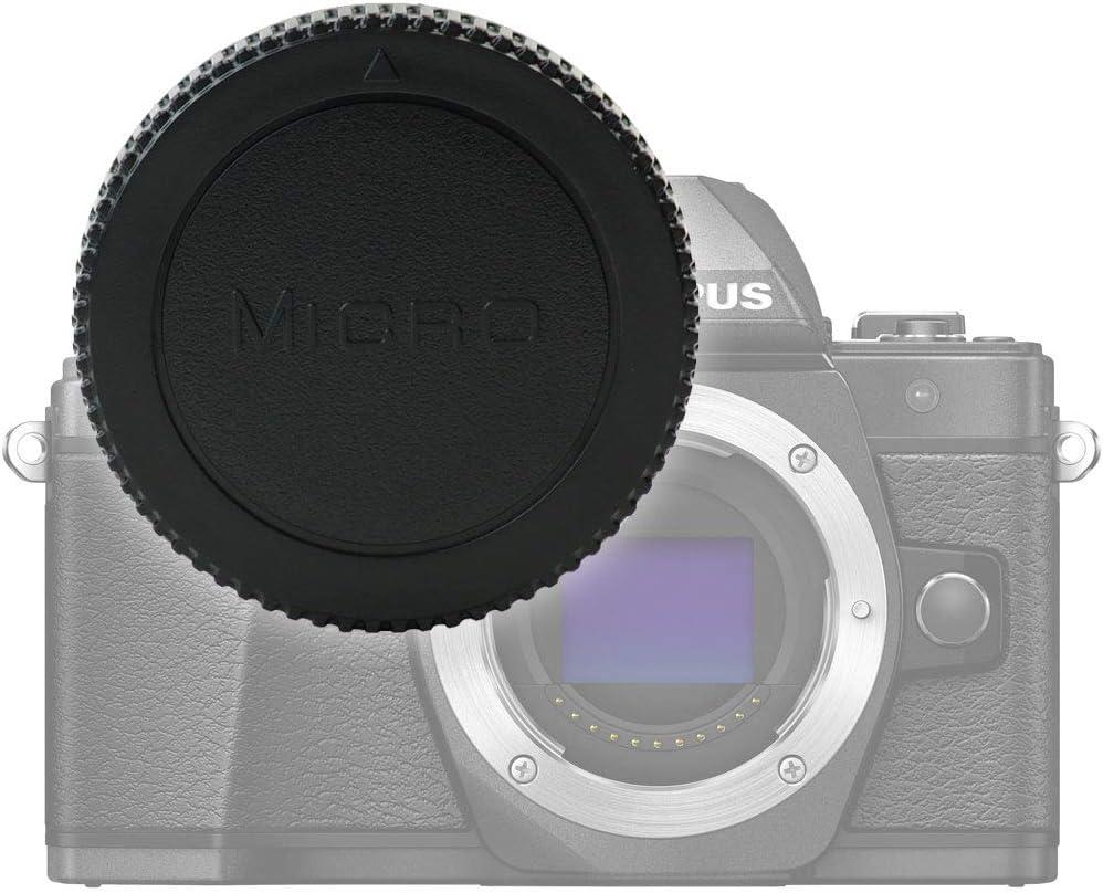 Gehäusedeckel Body Cap für Micro Fourthirds MFT M4//3 Kamera Gehäuse Deckel