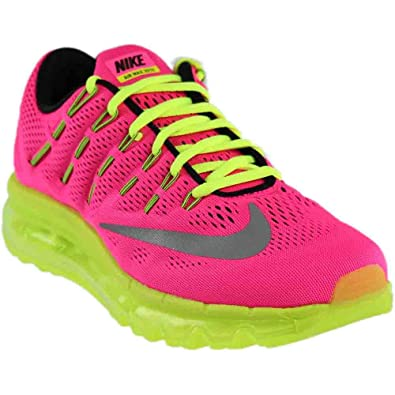 premium selection 4ac9a c92c3 Nike Air Max 2016 GS Youth Run Running Sneakers New Hyper Pink - 4