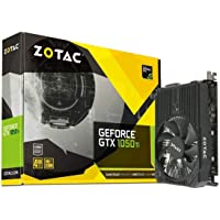 ZOTAC GeForce GTX 1050 Ti Mini, 4GB GDDR5 DisplayPort 128-bit Gaming Graphic Card (ZT-P10510A-10L)