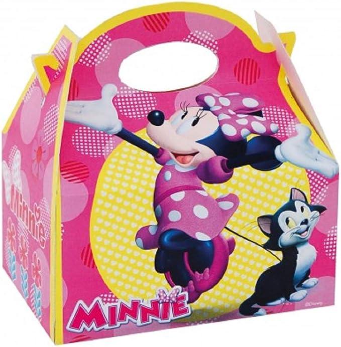 ALMACENESADAN 0660, Pack 4 cajitas de Carton para chuches Disney ...