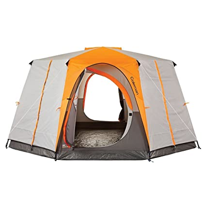 Coleman Octagon 98 Full Rainfly Signature Tent  sc 1 st  Amazon.com & Amazon.com : Coleman Octagon 98 Full Rainfly Signature Tent ...